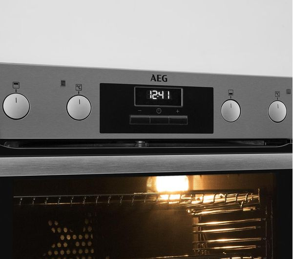 Surroundcook Dub331110m Electric Built Under Double Oven Stainless Steel