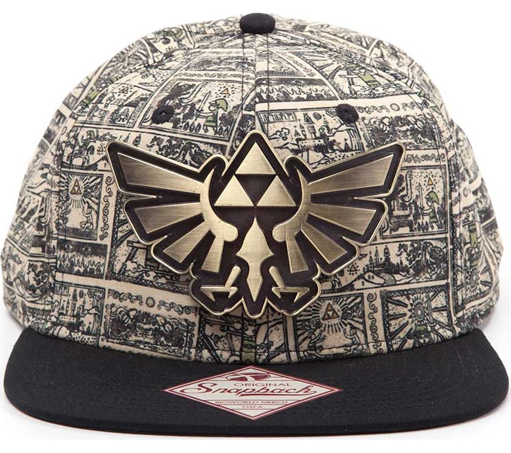 ZELDA Storyboard Snapback Cap - Multicolour Review thumbnail