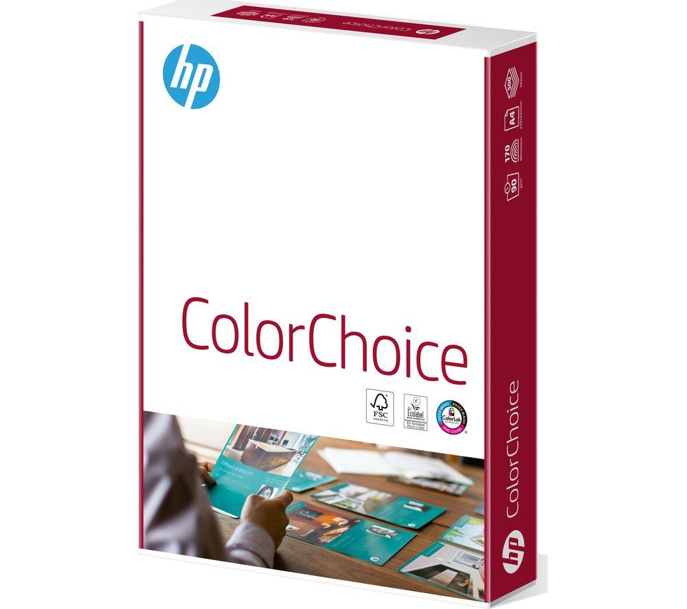 HP Color Choice A4 Matte Paper - 500 Sheets