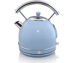 SWAN Retro SK34021BLN Traditional Kettle - Blue