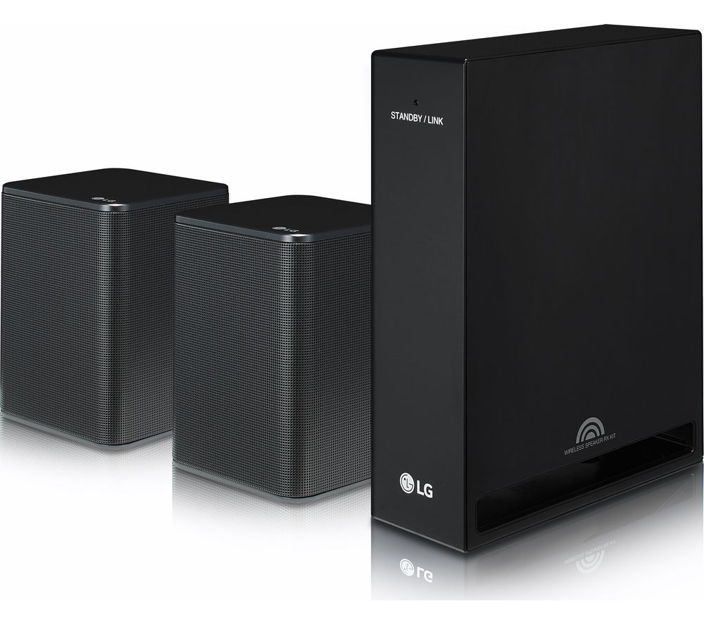 LG SPK8 2.0 Wireless Rear Speaker Kit