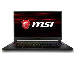 """MSI Stealth Thin GS65 15.6"""" Gaming Laptop"""