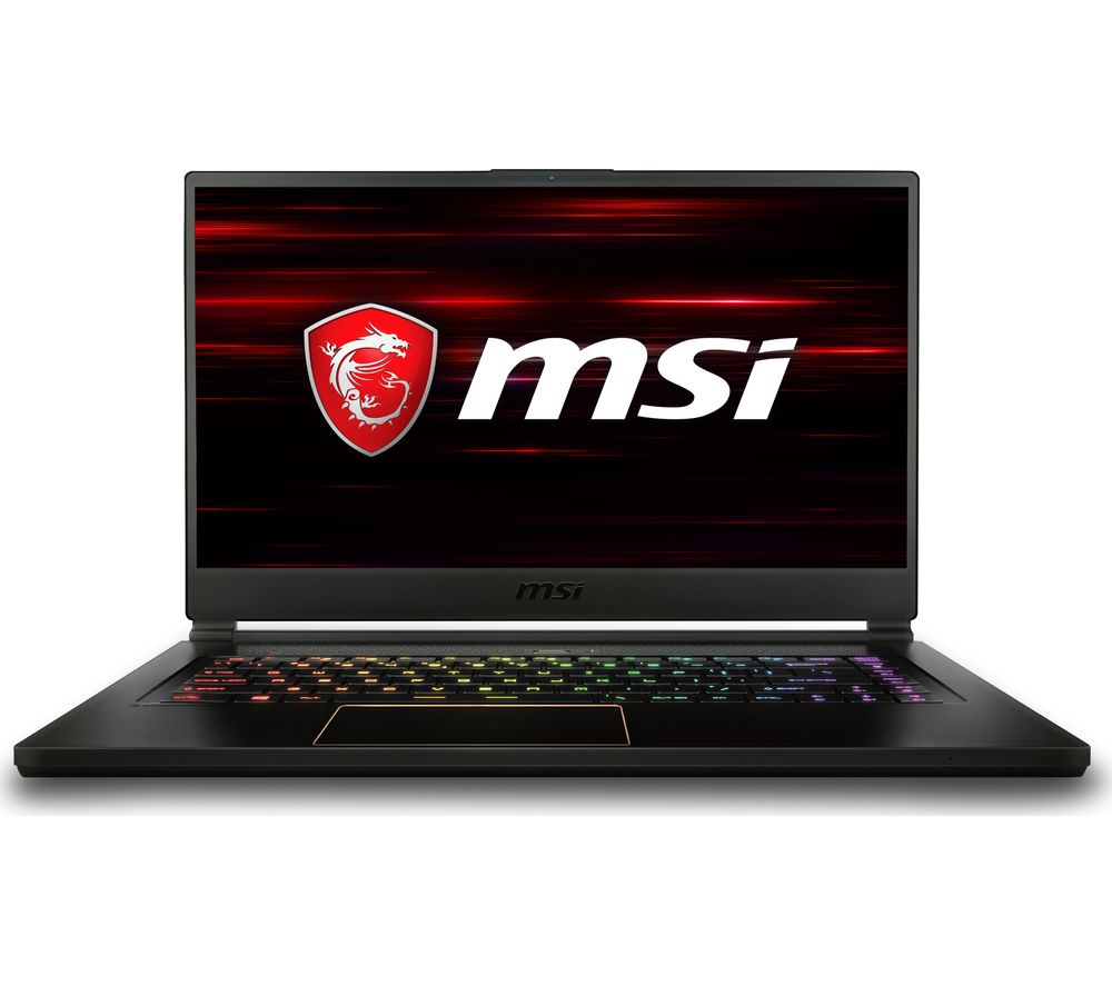 "MSI Stealth Thin GS65 15.6"" Intel® Core™ i7 GTX 1060 Gaming Laptop - 256 GB SSD"