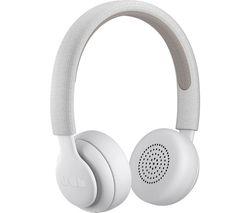 JAM Been There HX-HP202GY Wireless Bluetooth Headphones - Grey