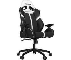 S-line SL5000 Gaming Chair - Black & White