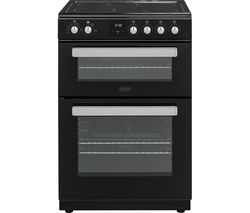 BELLING FSE608DPc 60 cm Electric Ceramic Cooker - Black