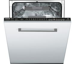 HOOVER HDI 3DO623D-80 Full-size Fully Integrated NFC Dishwasher