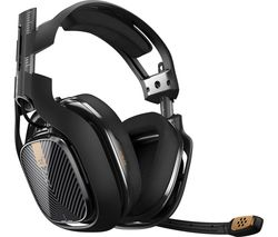 A40TR Gaming Headset - Black
