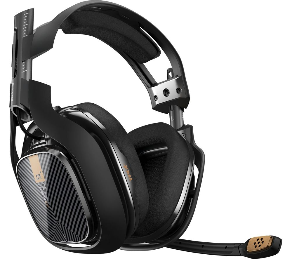 ASTRO A40TR Gaming Headset - Black