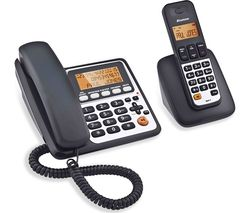 BINATONE Concept Combo 3525 Corded Phone with Cordless Handset
