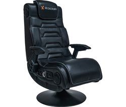 Pro 4.1 DAC Gaming Chair - Black