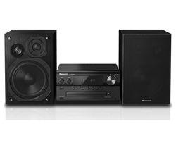 SC-PMX92EB-K Bluetooth Traditional Hi-Fi System - Black