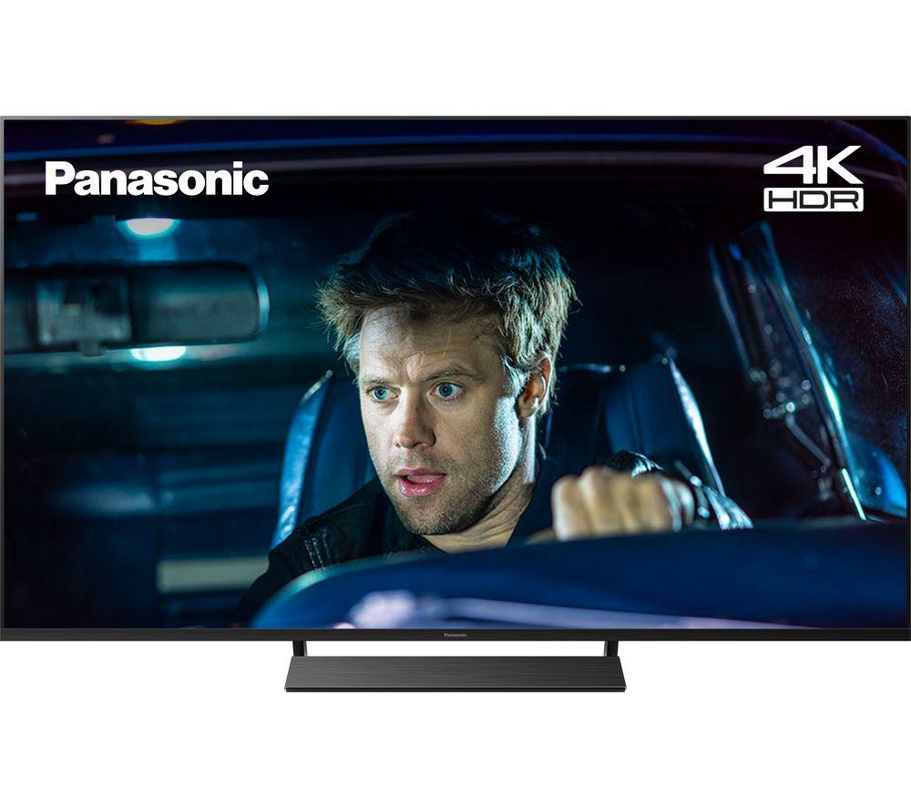 "Image of 58"" Panasonic TX-58GX820B Smart 4K Ultra HD HDR LED TV"