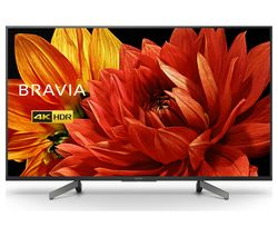 "SONY BRAVIA KD-49XG8396BU 49"" Smart 4K Ultra HD HDR LED TV with Google Assistant"