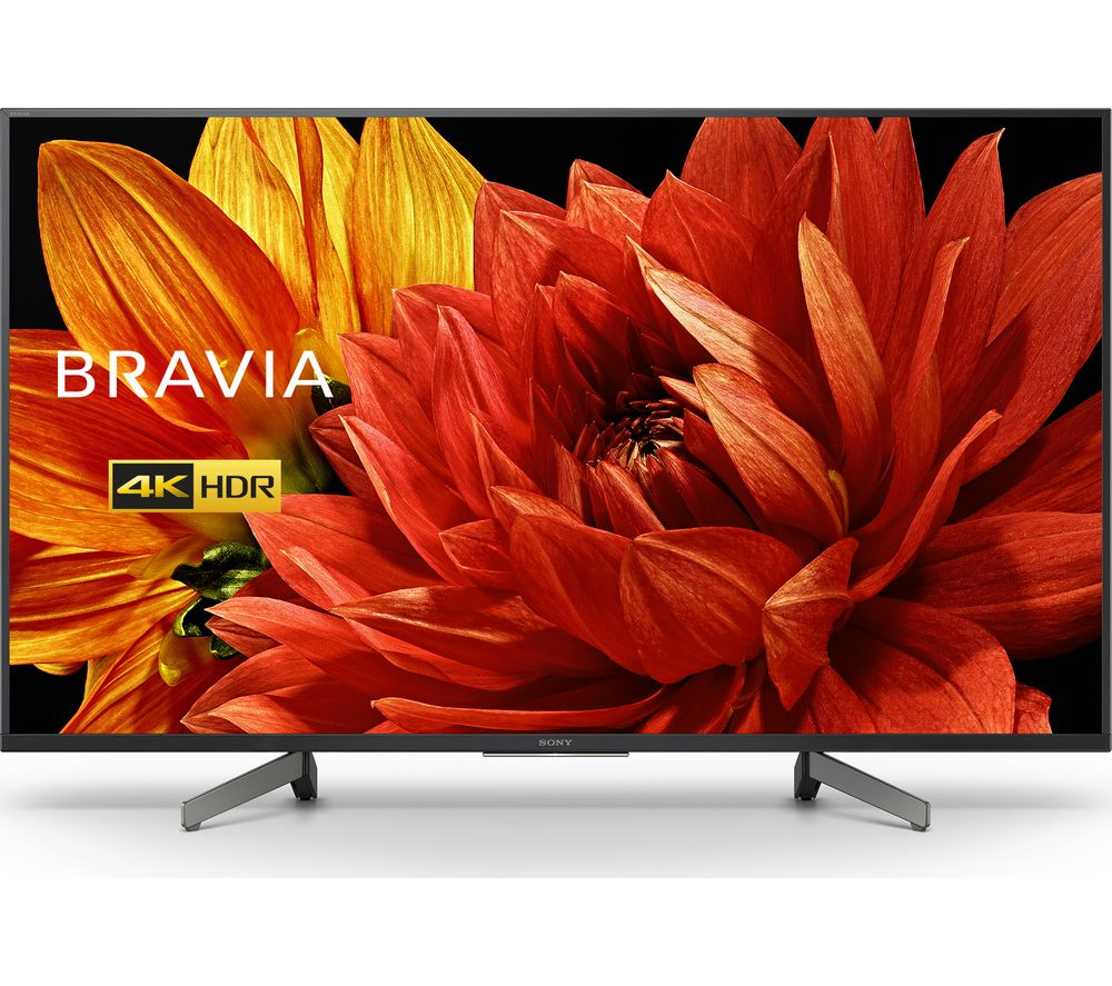 "Image of 49"" SONY BRAVIA KD-49XG8396BU Smart 4K Ultra HD HDR LED TV with Google Assistant"