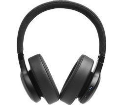 JBL LIVE 500BT Wireless Bluetooth Headphones - Black
