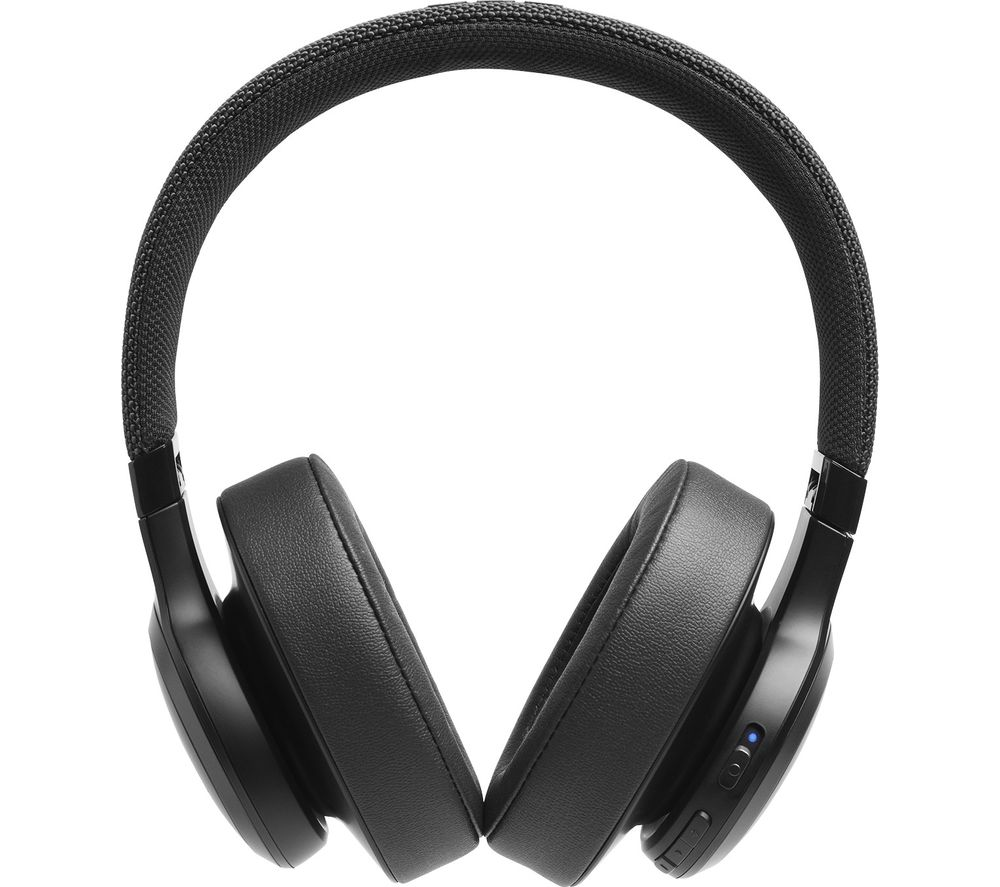 JBL LIVE 500BT Wireless Bluetooth Headphones - Black