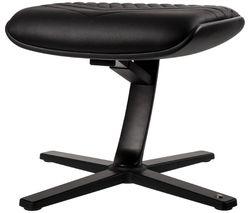 NBL-FR-RL-BL Footrest - Black