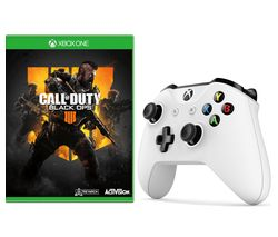 XBOX ONE Call of Duty: Black Ops 4 & Wireless Controller Bundle