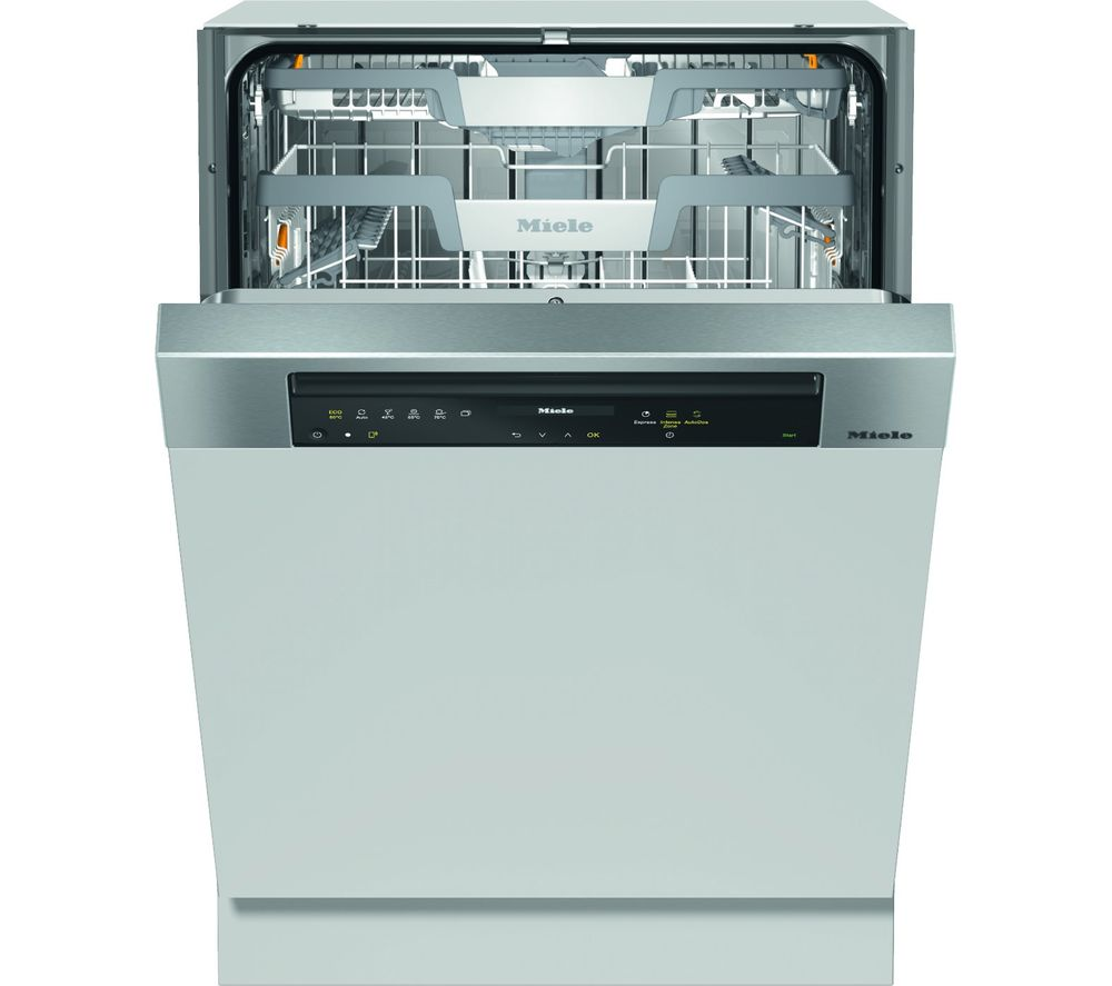 Image of G 7315 SCi XXL Full-size Semi-Integrated WiFi-enabled Dishwasher