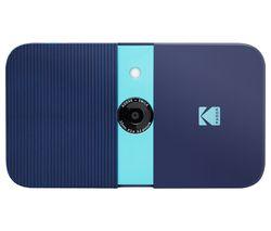 KODAK Smile Digital Instant Camera - Blue