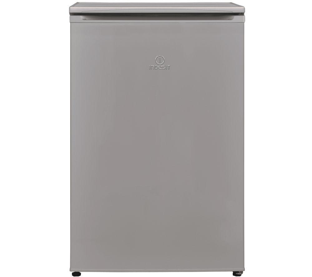 INDESIT I55ZM 1110 S Undercounter Freezer - Silver