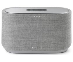 HARMAN KARDON Citation 300 Bluetooth Multi-room Speaker with Google Assistant - Grey