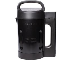 DREW & COLE Soup Maker - Black