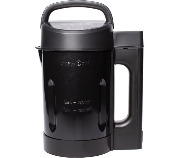 Image of DREW & COLE Soup Maker - Black