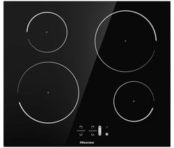 I6421C Electric Induction Hob - Black