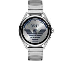 Image of EMPORIO ARMANI ART5026 Smartwatch - Silver, 44.5 mm