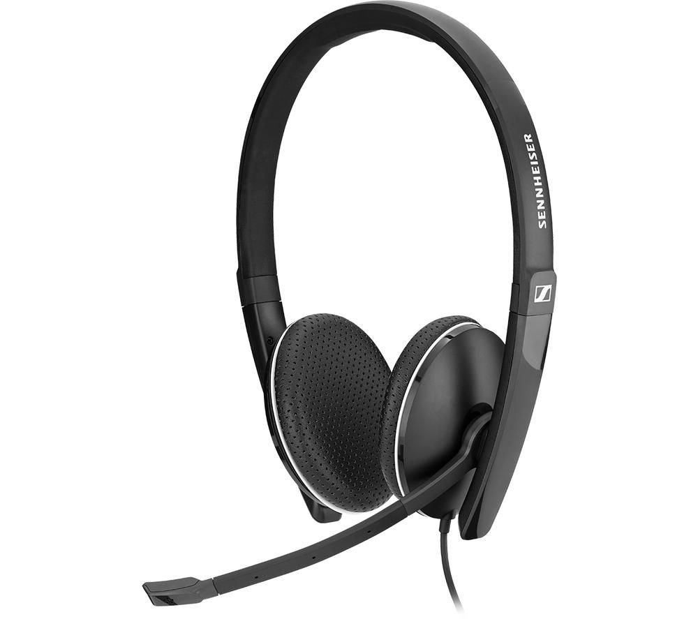 Image of SENNHEISER Adapt SC 160 Headset - Black, Black