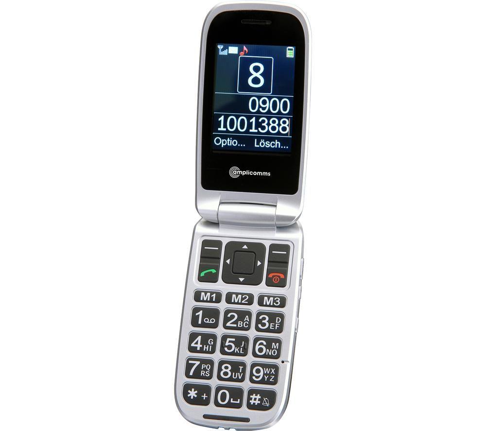 Image of AMPLICOMMS PowerTel M7510-3G - Black, Black