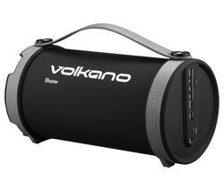 Blaster Series VB-020 Portable Bluetooth Speaker - Grey