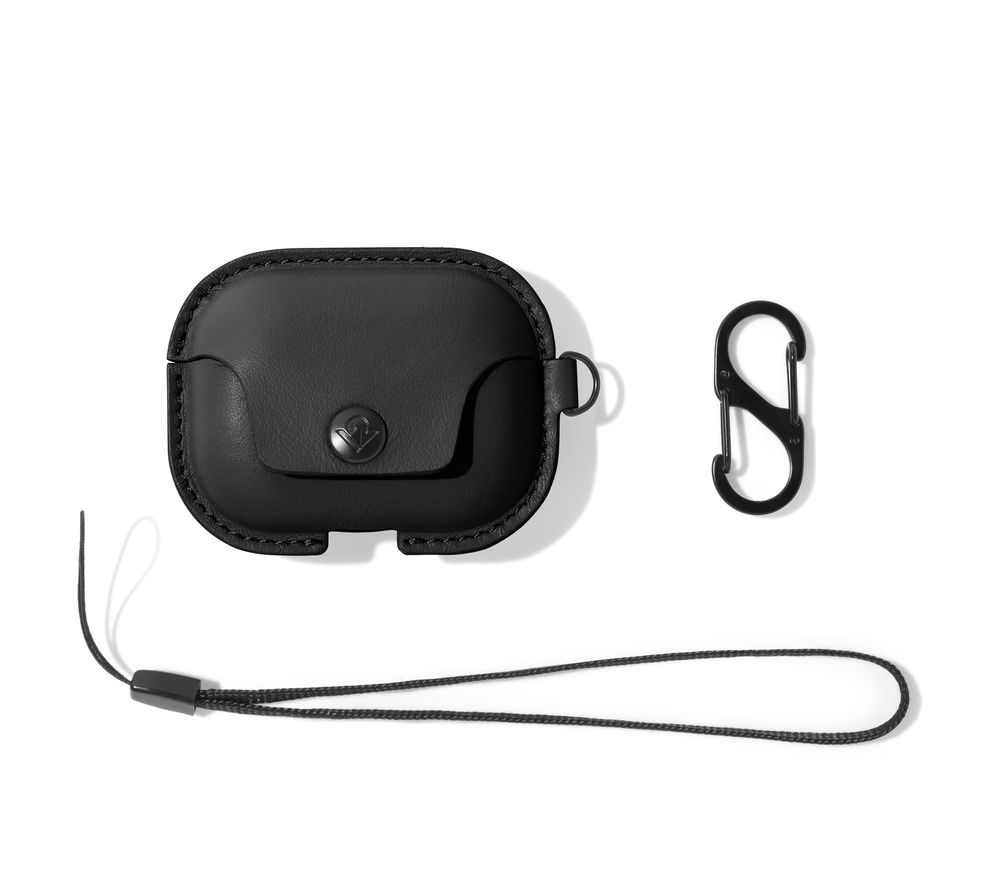 TWELVE SOUTH AirSnap AirPod Pro Case Cover - Black