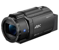 FDR-AX43 4K Ultra HD Camcorder - Black