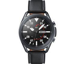 Galaxy Watch3 - Mystic Black, 45 mm
