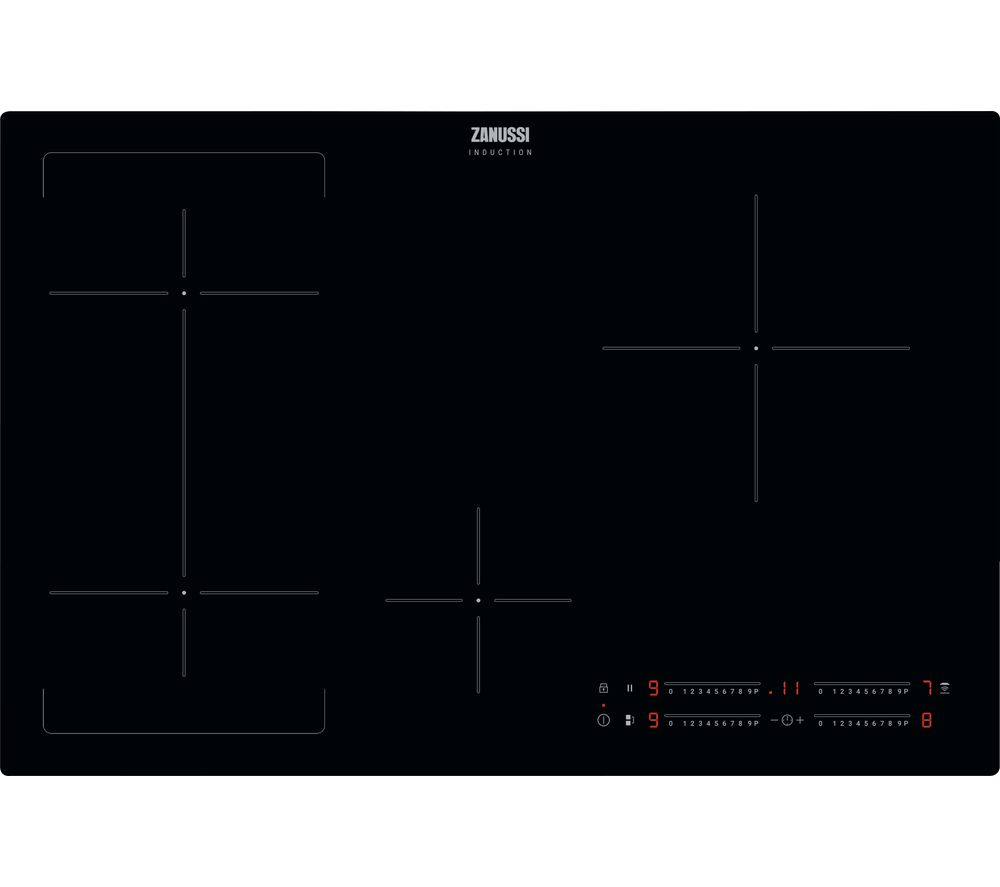 ZANUSSI ZIFN844K Electric Induction Hob - Black