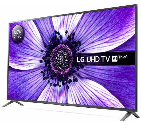 TV 177,8 cm (70 INCH) - LG 70UN70706LB Televisor 177,8 cm (70 INCH) 4K