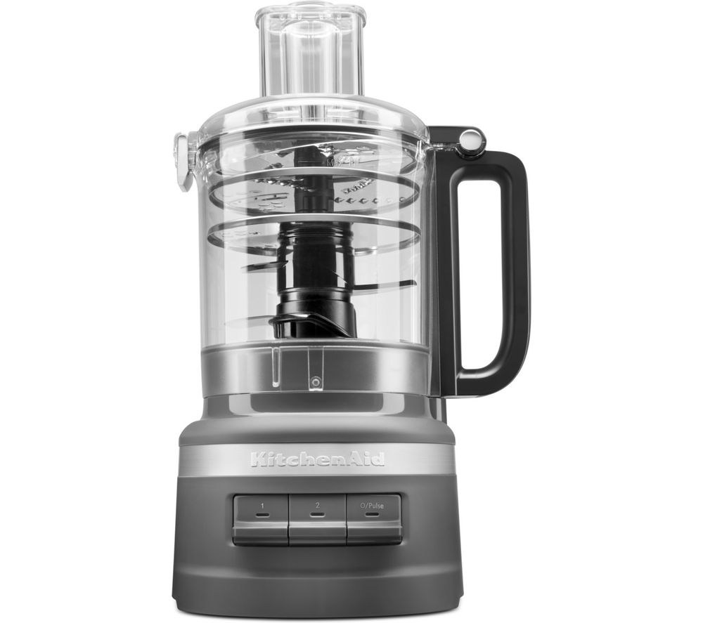 KITCHENAID 5KFP0919BDG Food Processor - Charcoal Grey, Charcoal