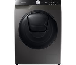 Series 8 QuickDrive WW90T854DBX/S1 WiFi-enabled 9 kg 1400 Spin Washing Machine - Graphite