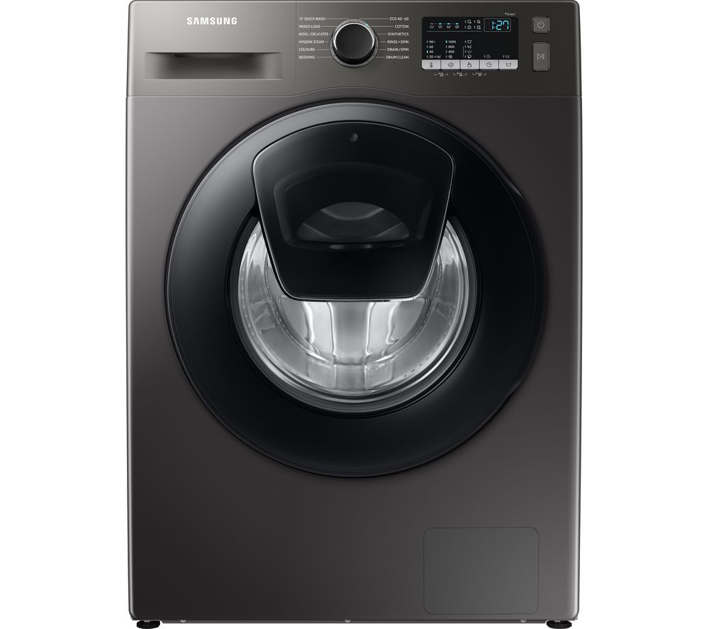 Image of SAMSUNG AddWash WW90T4540AX/EU Smart 9 kg 1400 Spin Washing Machine - Graphite, Graphite