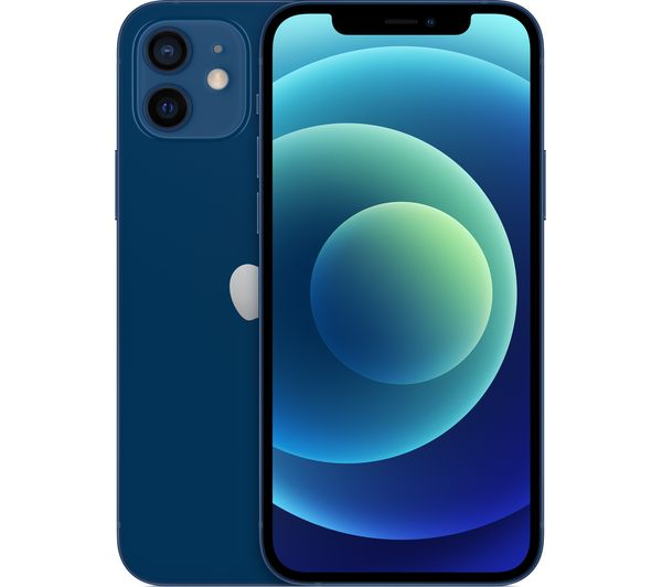Apple iPhone 12 - 64 GB, Blue 3