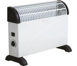 HEA1146 Portable Convector Heater - White