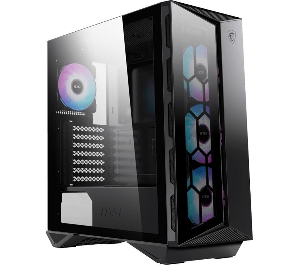 Image of MSI MPG GUNGNIR 110R ATX Mid-Tower PC Case