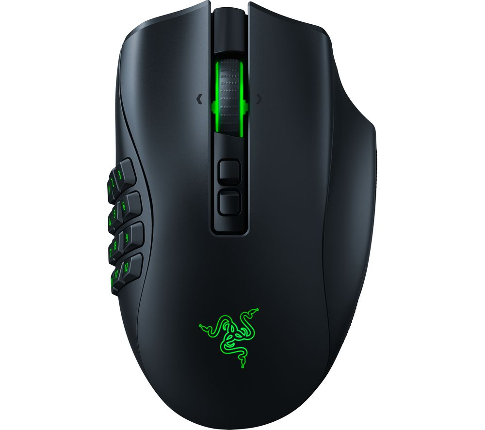 Image of RAZER Naga Pro Wireless Optical Gaming Mouse