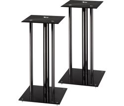Speaker Stand – Black, Pack of 2