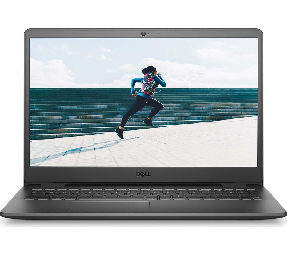 "DELL Inspiron 15 3505 15.6"" Laptop - AMD Ryzen 7, 512 GB SSD, Black"