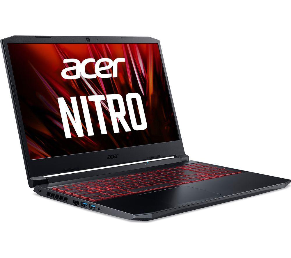 ACER Nitro 5 15.6inch Gaming Laptop - Intel®Core i5, RTX 3050 Ti, 512 GB SSD