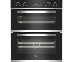 Pro RecycledNet BBXTF25300X Electric Double Oven - Stainless Steel